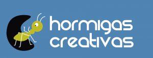 Logo Hormigas Creativas Diseño 3d Málaga