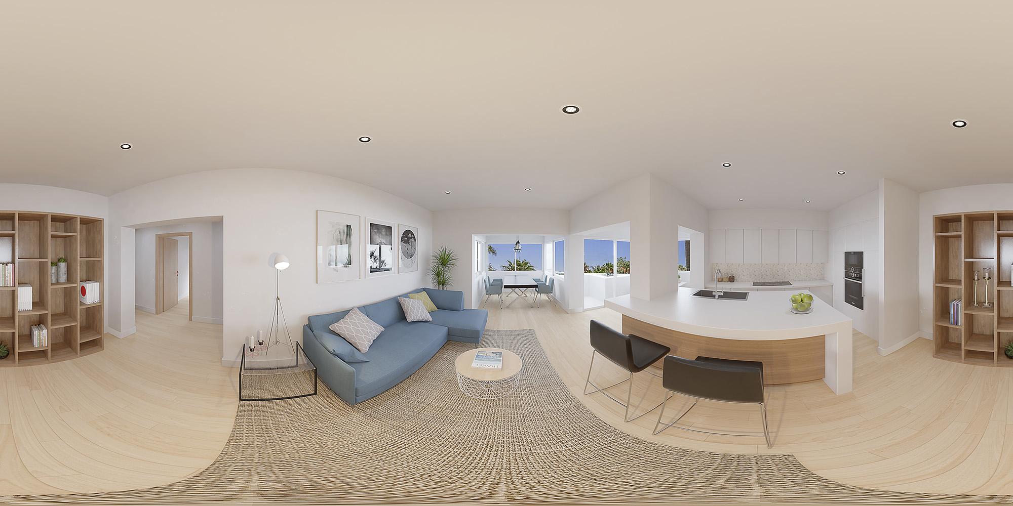 Render 360 Apartamento